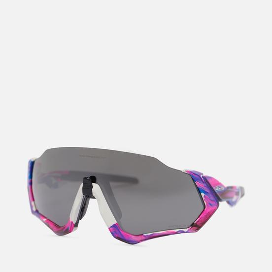 Солнцезащитные очки Oakley Flight Jacket Kokoro Collection Meguru Spin/Prizm Black