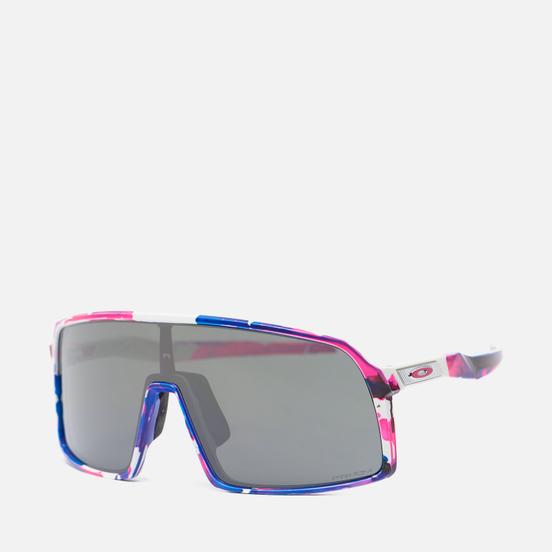 Солнцезащитные очки Oakley Sutro Kokoro Collection Meguru Spin/Prizm Black