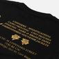 Мужская футболка maharishi Maha Gold Tailor Black фото - 2