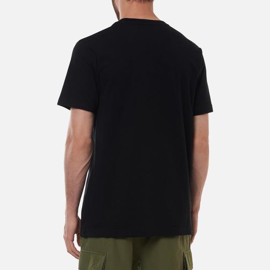 Мужская футболка maharishi Warhol Lunar Ox Black