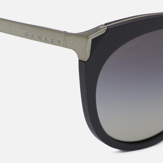 Солнцезащитные очки Oakley Top Knot Velvet Black/Prizm Grey Gradient
