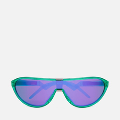 Солнцезащитные очки Oakley CMDN Translucent Celeste/Prizm Violet