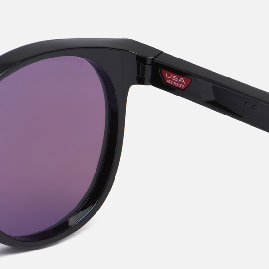 Солнцезащитные очки Oakley Spindrift Polished Black/Prizm Violet