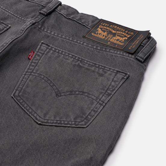 Мужские джинсы Levi's Skateboarding 511 Slim Fit 5 Pocket Skate Washed Black