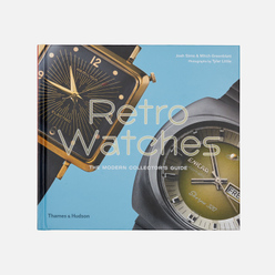 Книга Thames & Hudson Retro Watches: The Modern Collector's Guide