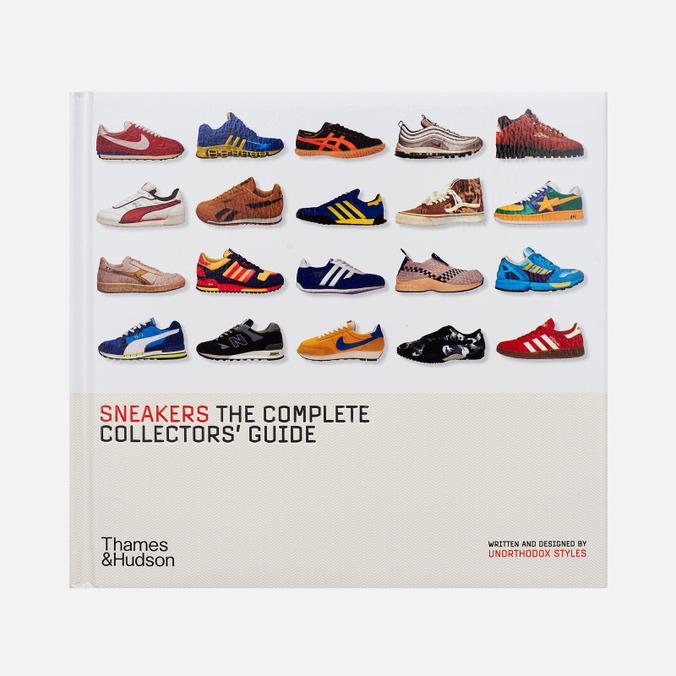 Книга Book Publishers Sneakers: The Complete Collectors' Guide