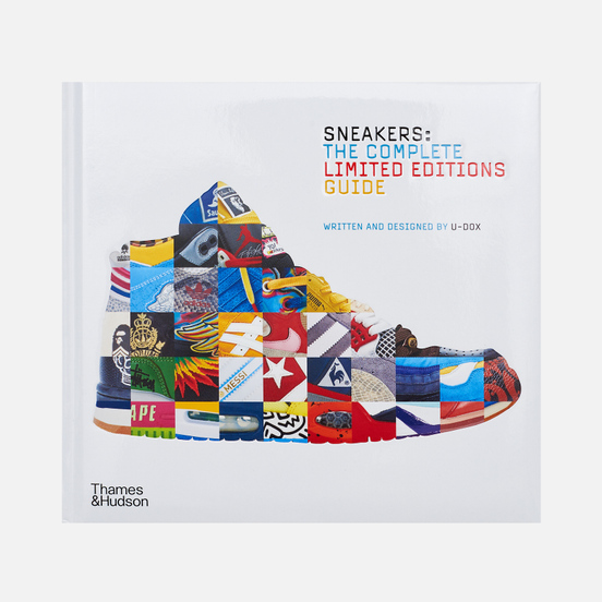 Книга Thames & Hudson Sneakers: The Complete Limited Editions Guide