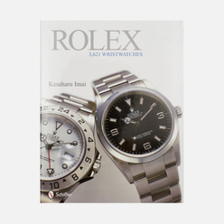 Книга Schiffer Rolex: 3,621 Wristwatches