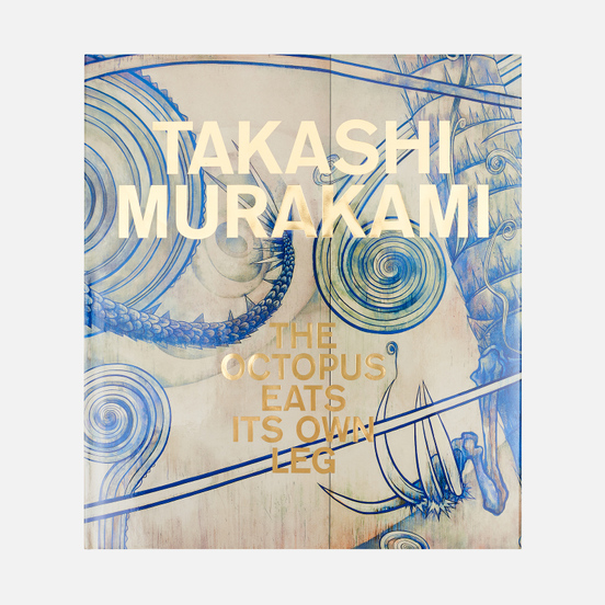 Книга Rizzoli Takashi Murakami: The Octopus Eats Its Own Leg