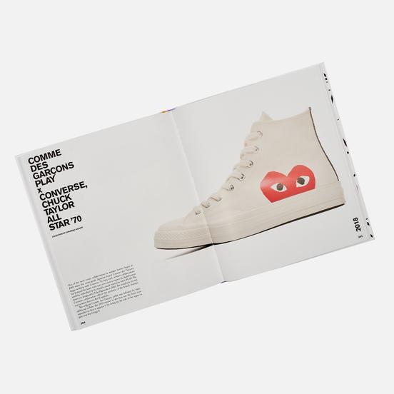 Книга Rizzoli Sneakers x Culture: Collab