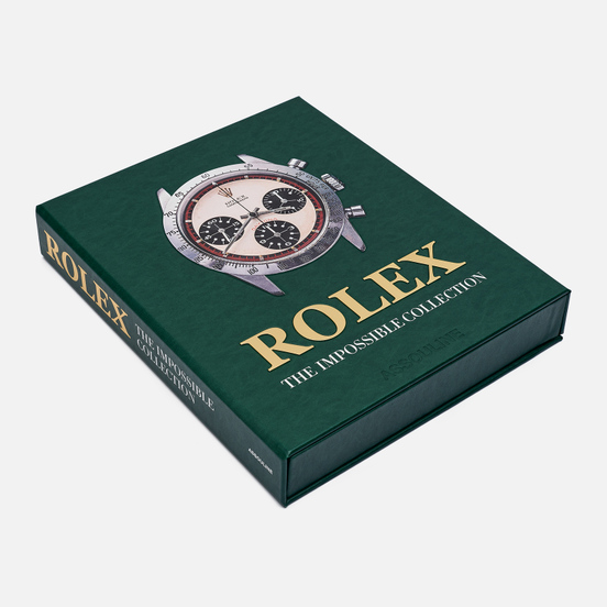 Книга Assouline Rolex: The Impossible Collection