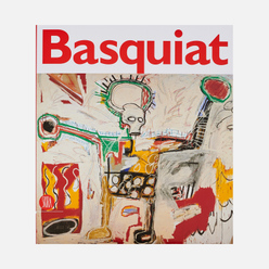 Книга Skira Jean-Michel Basquiat