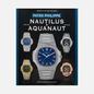 Книга Guido Mondani Editore Patek Philippe Nautilus And Aquanaut фото - 0