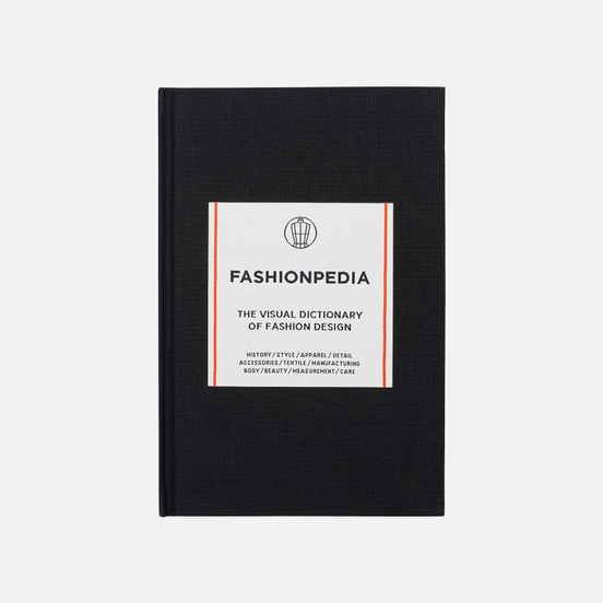 Книга Fashionary Fashionpedia: The Visual Dictionary Of Fashion Design