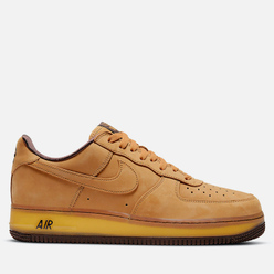 Мужские кроссовки Nike Air Force 1 Low Retro SP Wheat/Wheat/Dark Mocha