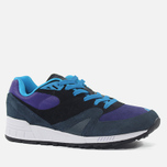 Кроссовки Saucony X Hanon Shadow Master The Midnight Runner Black/Purple фото- 2
