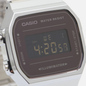 Наручные часы CASIO Collection A-168WEM-1E Silver/Black фото - 2