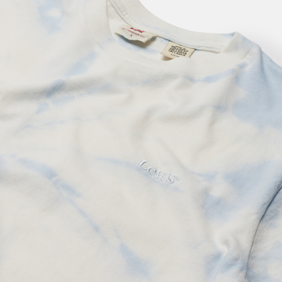 Женская футболка Levi's Graphic Jet Tie-Dye Dark Plein Air