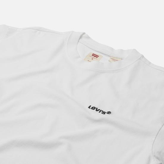 Мужская футболка Levi's Red Tab Vintage White