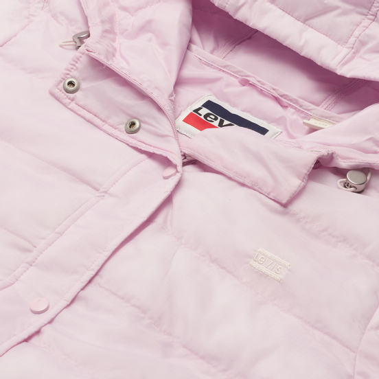 Женский пуховик Levi's Edie Packable Winsome Orchid