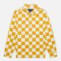 Мужская джинсовая куртка Levi's Portola Chore Fez Check Egret фото - 0