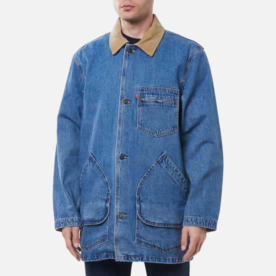 Мужское пальто Levi's Brisbane Chore Dipstick Chorecoat