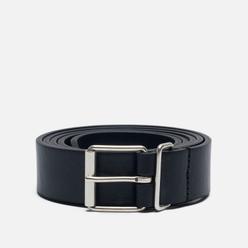 Ремень Anderson's Narrow Casual Leather Black
