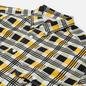 Мужская рубашка Levi's Skateboarding LS Woven Printed Black/Yellow фото - 1
