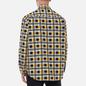 Мужская рубашка Levi's Skateboarding LS Woven Printed Black/Yellow фото - 4