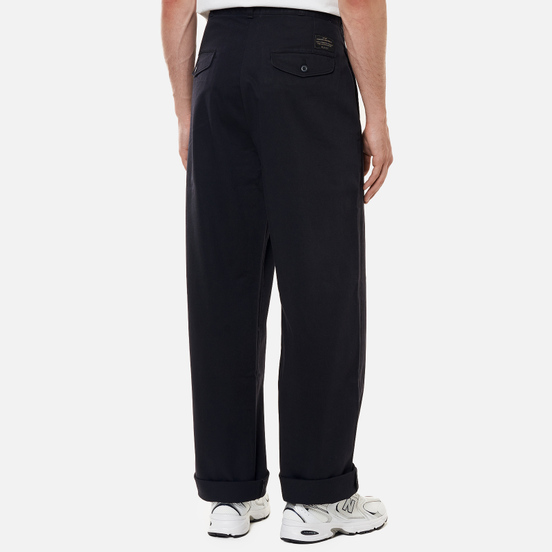 Мужские брюки Levi's Skateboarding Loose Chino SE Black Twill