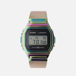 Наручные часы CASIO Vintage A1000RBW-1ER Rainbow Series Rainbow/Black