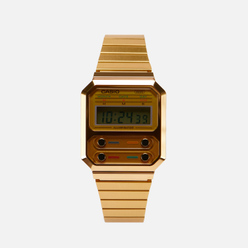 Наручные часы CASIO Vintage A100WEG-9AEF Gold/Gold/Gold