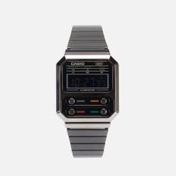 Наручные часы CASIO Vintage A100WEGG-1AEF Black/Black/Black