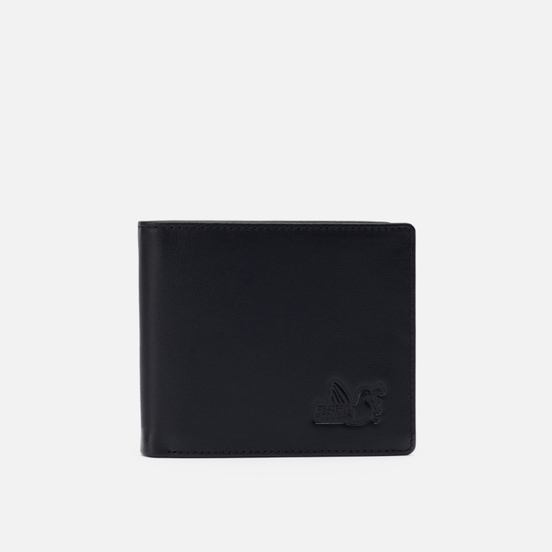 Кошелек Peaceful Hooligan Leather Bill Fold Black