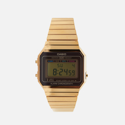 Наручные часы CASIO Vintage A700WEG-9AEF Gold/Black