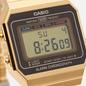 Наручные часы CASIO Vintage A700WEG-9AEF Gold/Black фото - 2