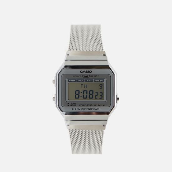 Наручные часы CASIO Vintage A700WEM-7AEF Silver/Silver