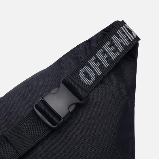 Сумка на пояс Weekend Offender Oversized Body Black