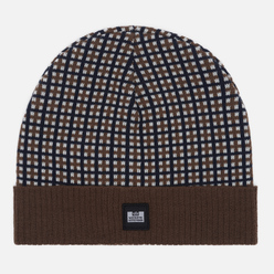 Шапка Weekend Offender Checkie Brown