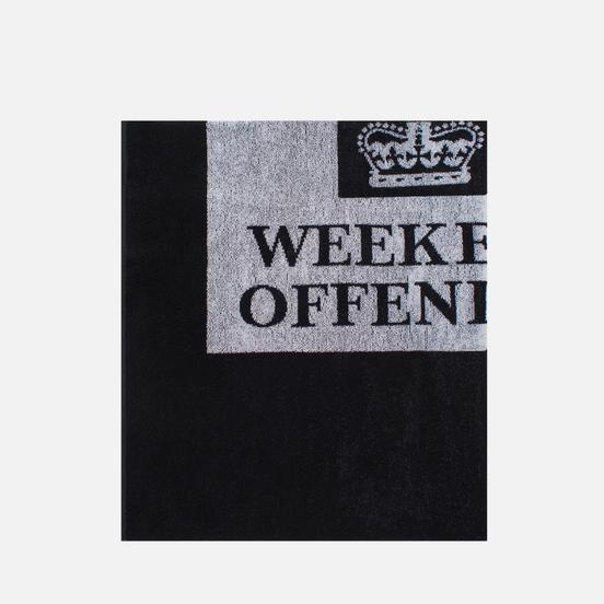 Полотенце Weekend Offender Towel WO Black