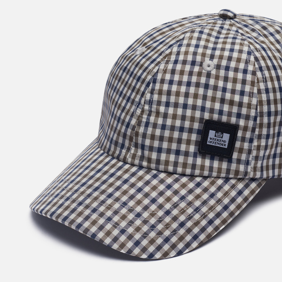 Кепка Weekend Offender Clay Check