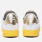 Мужские кроссовки adidas Originals x Pharrell Williams HU Tennis White/Yellow/Metallic Gold фото - 2