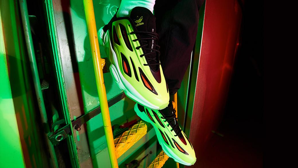 adidas Originals Ozweego Celox: на рубеже веков