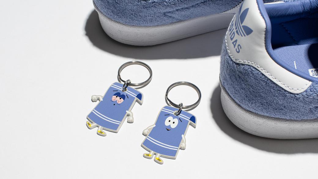 adidas Originals x South Park Campus80s: издание ко Дню 4/20