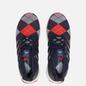 Мужские кроссовки adidas Performance x Kris Van Assche Ultra Boost Night Navy/Light Grey/Red фото - 1