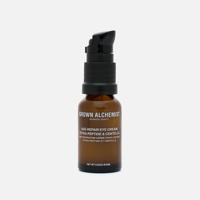 Восстанавливающий крем Grown Alchemist Age-Repair Eye Tetra-Peptid & Centella 15ml