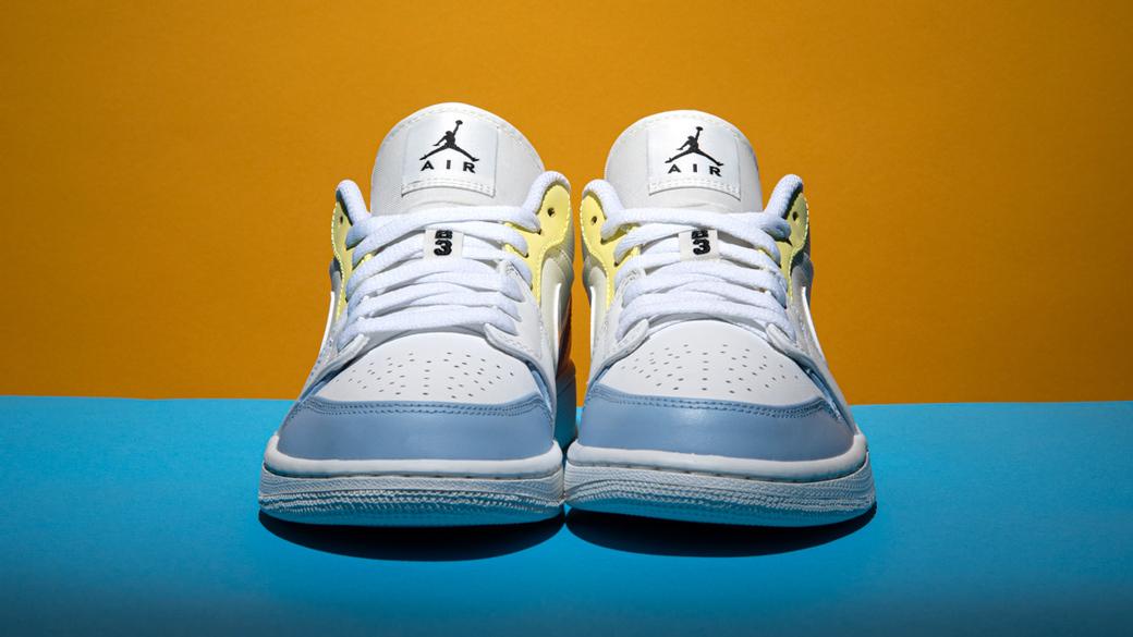 Air Jordan 1 Low To My First Coach: посвящены родителям