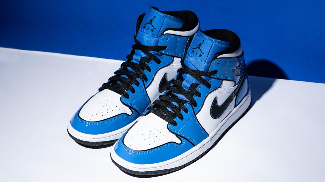 Air Jordan Signal  Blue