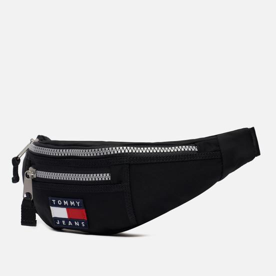Сумка на пояс Tommy Jeans Heritage Chunky Zip Black