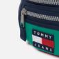 Сумка на пояс Tommy Jeans Heritage Chunky Zip Midwest Green фото - 3